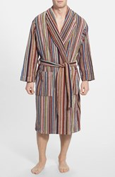 Men's Paul Smith 'Iconic' Cotton Terry Robe