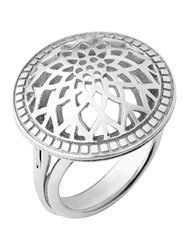 Links Of London Timeless Sterling Silver Domed Ring