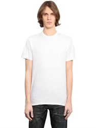 Denham Jeans Basic Cotton Jersey T Shirt