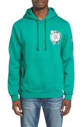 Mitchell And Ness Men's Boston Celtics History Hoodie