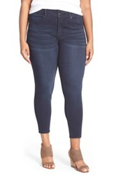7 For All Mankind High Rise Pencil Jeans Guardian Plus Size