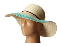 Bcbgeneration Ombred Floppy Cool Breeze Traditional Hats Green