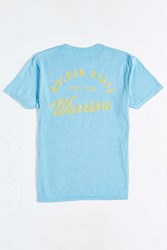 Urban Outfitters Golden State Warriors Tee Sky