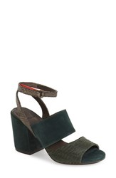 Coclico Women's 'Dickie' Ankle Strap Sandal 3 1 4 Heel