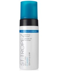 St. Tropez Self Tan Classic Bronzing Mousse 120 Ml No Color