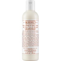 Kiehl's Since 1851 Women's Deluxe Hand And Body Lotion With Aloe Vera And Oatmeal No Color