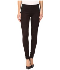 Kut From The Kloth Joan Pull On Skinny Pants In Brown Black Black Brown Women's Jeans