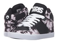 Osiris Nyc83 Vlc Fry Dye Lutzka Men's Skate Shoes Black