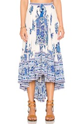 Spell And The Gypsy Collective Hotel Paradiso Castaway Skirt White