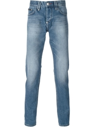 Philipp Plein 'The Flash' Slim Fit Jeans Blue