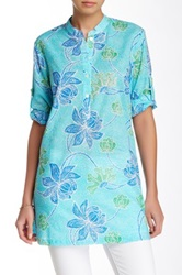 J. Mclaughlin Sandy Lawn Tunic Blue