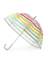 Kate Spade Candy Stripe Umbrella