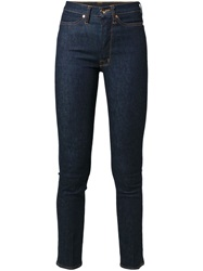 People People 'Rosy' Skinny Jeans Blue