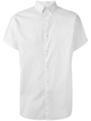 Zadig And Voltaire Short Sleeve Shirt
