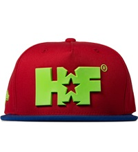 Hall Of Fame Red All Star Snapback