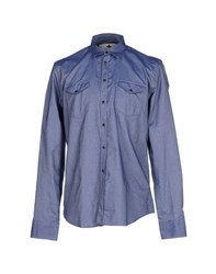 Macchia J Denim Denim Shirts Men