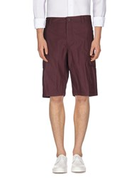 The North Face Trousers Bermuda Shorts Men Maroon