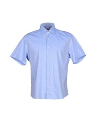 Xacus Shirts Sky Blue
