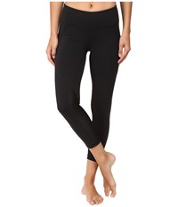 New Balance Fashion Crop Pants Black Women's Casual Pants