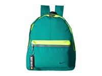 Nike Young Athletes Classic Base Backpack Rio Teal Volt Midnight Turquoise Backpack Bags Blue