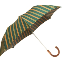 Barneys New York Multi Stripe Compact Umbrella