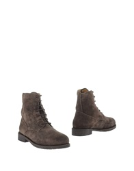 Mr. Wolf Ankle Boots Grey