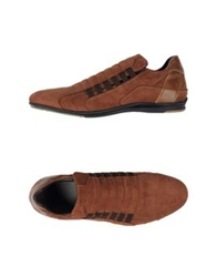 Alexander Hotto Low Tops And Trainers Brown