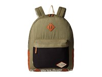 Billabong Hidden Trek Backpack Moss Backpack Bags Green