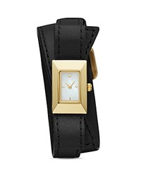 Kate Spade New York Kenmare Wrap Watch 20Mm White Black