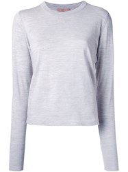 Nehera Crew Neck Jumper Grey