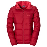 Jack Wolfskin Helium Down Jacket Red