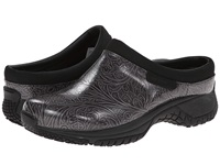 Merrell Encore Slide Pro Lab Charcoal Women's Slip On Shoes Gray