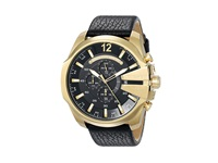 Diesel Mega Chief Black 3 Chronograph Watches Multi
