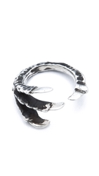 Pamela Love Talon Ring Silver