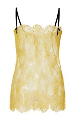 Philosophy Di Lorenzo Serafini Yellow Lace Cami
