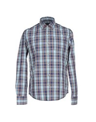 Napapijri Shirts Shirts Men Blue