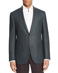 Jack Victor Loro Piana Tonal Bone Favola Classic Fit Sport Coat 100 Bloomingdale's Exclusive Olive