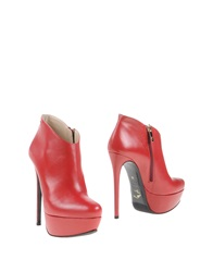 Norma J.Baker Shoe Boots Red