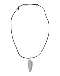 First People First Necklaces Silver