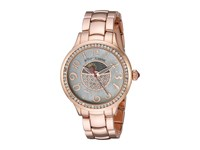 Betsey Johnson Bj00537 03 Moon Face Rose Gold Watches