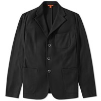 Barena Torceo Patch Pocket Blazer Black