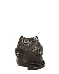 She Lo Lookin' Up Chain Bucket Bag Compare At 198 Black