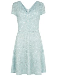 Fenn Wright Manson Gardenia Dress Mint