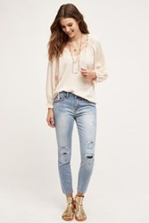 Anthropologie Jean Shop Patty Skinny Crop Jeans 10 Year 24 Pants