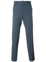 Dsquared2 Tailored Trousers Grey
