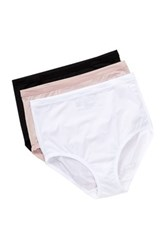 Felina Brief Pack Of 3 Multi
