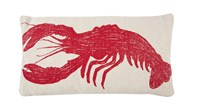 Thomas Paul Thomaspaul Lobster Sketch Pillow