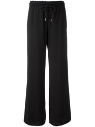 See By Chloe Flared Trousers Black