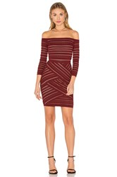 Bailey 44 D'arcy Sweater Dress Red