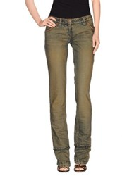 Andrew Mackenzie Denim Denim Trousers Women
